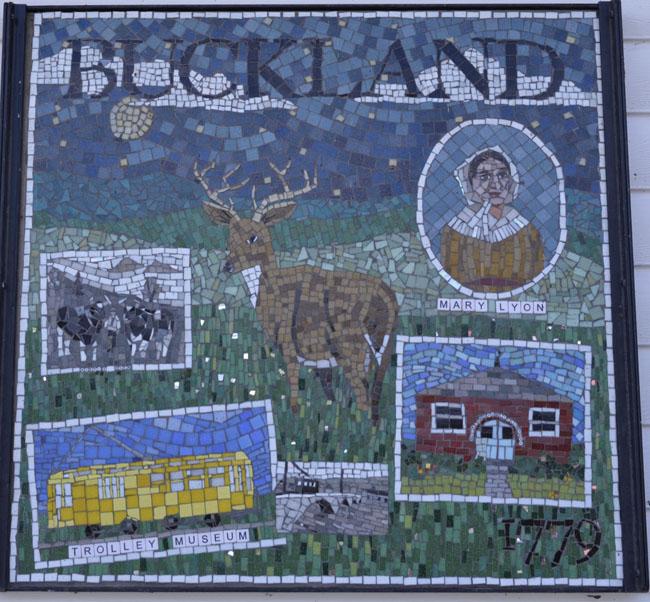 Bucklandmosaic
