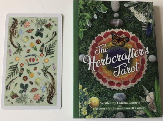 Herbcrafterstarotlede