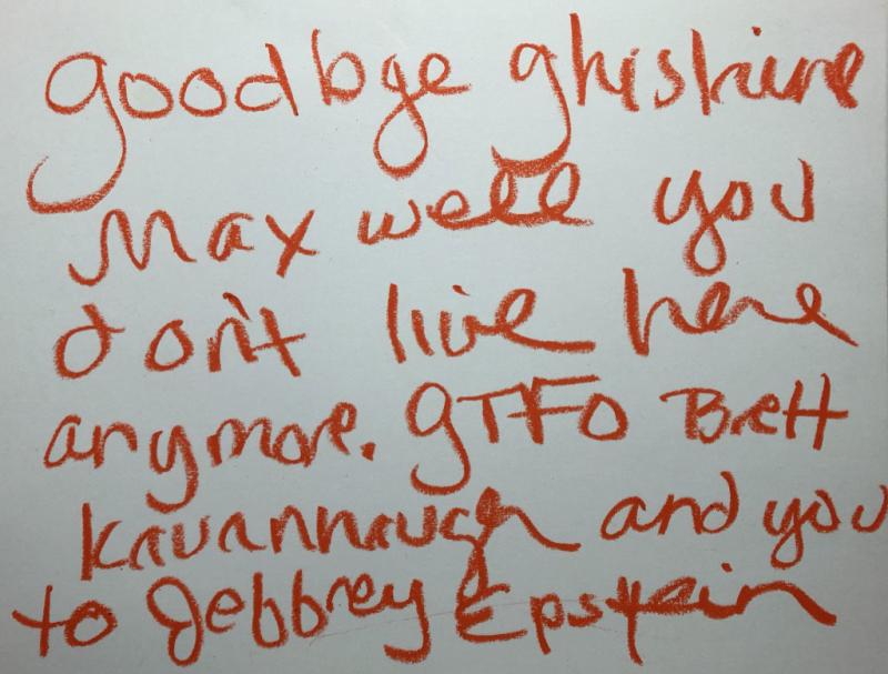 Goodbyeuassholes