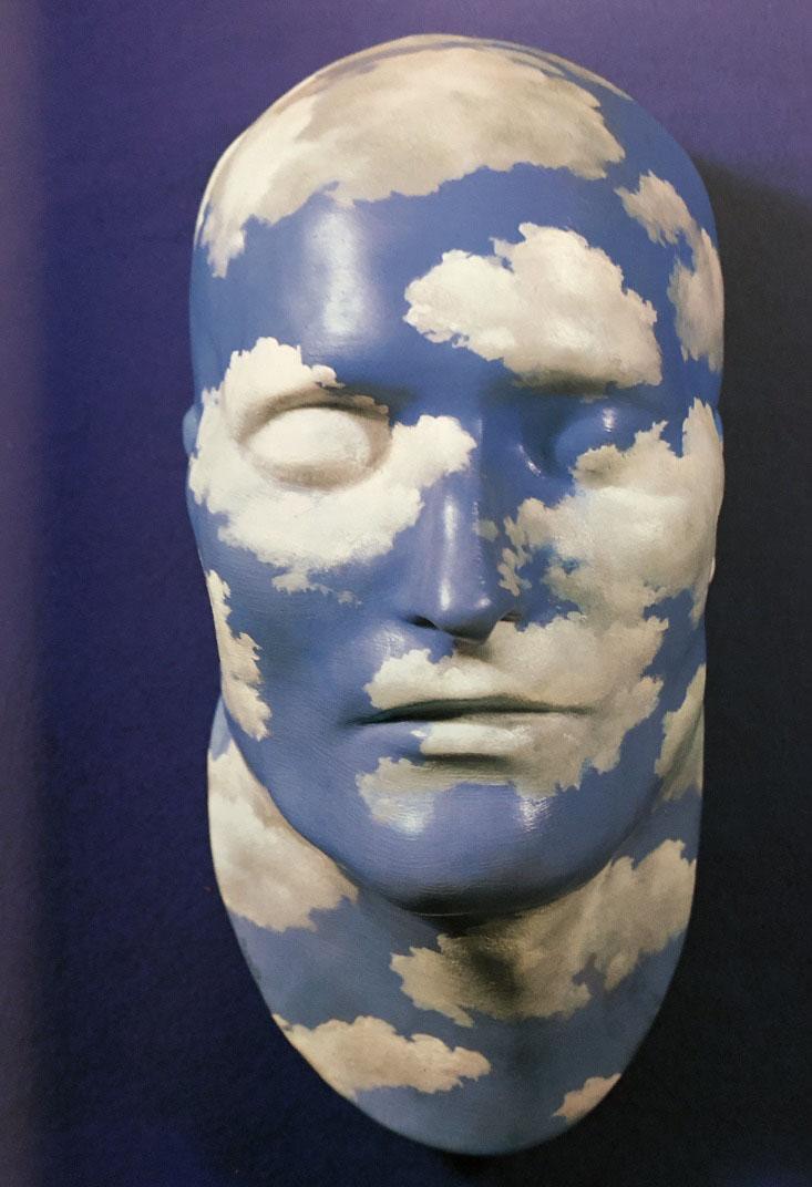 Paintedplastermask