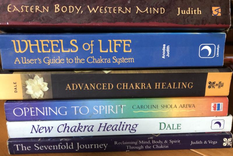 Chakrabooks